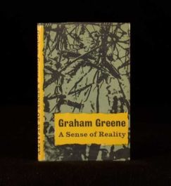 1963 Graham Greene A Sense of Reality First Edition Uncorrected Proof Copy