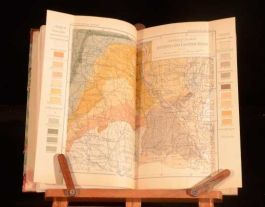 1901 Oil and Gas Fields of the Western Interior and Northern Texas George Adams