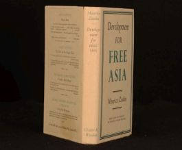 1956 Development for Free Asia by Maurice Zinkin