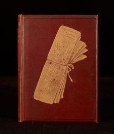 1890 Rudyard Kipling Departmental Ditties Poetry Fourth Edition