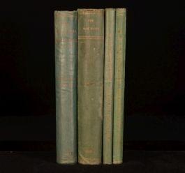 1938-9 4vol The Nile Basin Hurst Phillips Physical Department