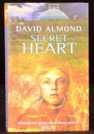 2001 Secret Heart David Almond Signed First Edition Childrens Tigers Skellig