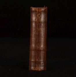 1842 A Collection of Hymns for the use of Methodists Wesley Original Brass Clasp