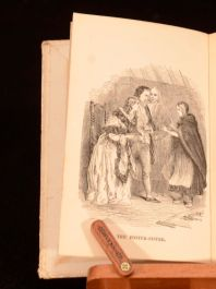 1858 Simple Tales from Other Lands C A Johns The Foster Sisters Illus Scarce