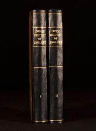 1847 2vol Gilbert A Beckett The Comic History of England Illustrated John Leech