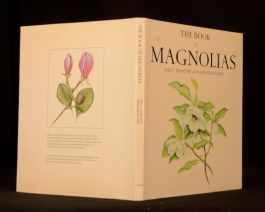 1981 The Book of Magnolias Neil G Treseder Colour Plates Majorie Blamey