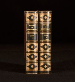 c1903 2vols Oeuvres de Shakespere Translated by Victor Hugo Tomes I and II