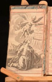 1715 Book Common Prayer Sacraments Rites Illustrated