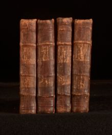 1806 4Vols The History of Tom Jones Henry Fielding Complete Pocket Sized