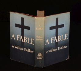 1954 A Fable William Faulkner First Edition with Dustwrapper