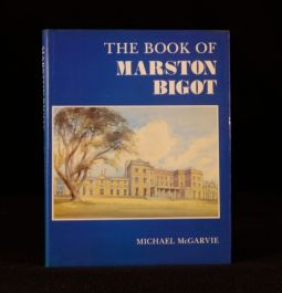 1987 The Book of Marston Bigot by Michael McGarvie Signed First Edition