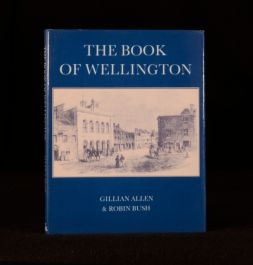 1981 The Book of Wellington by Robin Bush and Gillian Allen with Illustrations