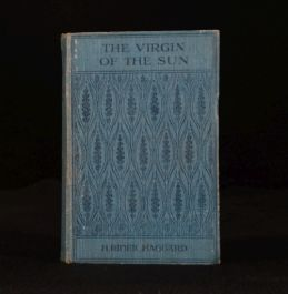 c1923 The Virgin of the Sun H. Rider Haggard