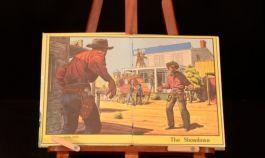 1950-59 5Vol BUFFALO BILL Wild West Annual Denis McLoughlin Rex James Groome