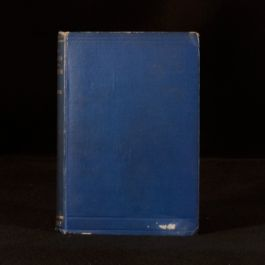 1893 The World of the Unseen by Arthur Willink Theology Signed First Edition