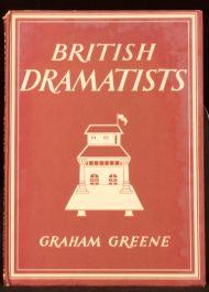 1942 British Dramatists Graham Greene Illustrated Plates Acting Britain Pictures