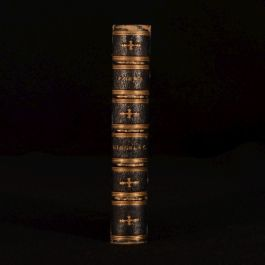 1892 Poems by Charles Kingsley Pocket Edition
