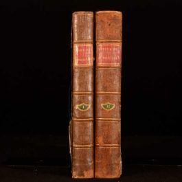 1777 2vol Virtue in Humble Life Jonas Hanway Second Edition Devotional