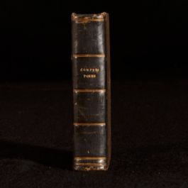 1820 Poems by William Cowper Conversation Truth Table Talk