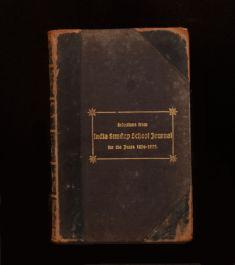 1896-1900 India Sunday School Journal Illustrated Raikes Christian Endeavour