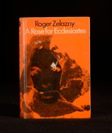 1969 A Rose for Ecclesiastes by Roger Zelazny First UK Edition