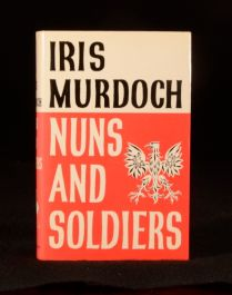 1980 Nuns and Soldiers by Iris Murdoch First Edition