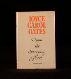 1973 Upon the Sweeping Floor by Joyce Carol Oates First UK Edition