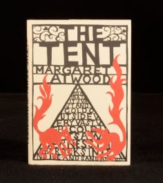 2006 The Tent by Margaret Atwood First Edition