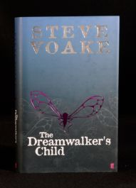 2005 Steve Voake The Dreamwalker's Child Signed First Edition With Dustwrapper