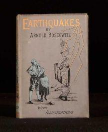1890 Earthquakes Arnold Boscowitz C B Pitman Illustrated