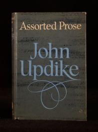 1965 1st John Updike Assorted Prose First Edition Collected Stories