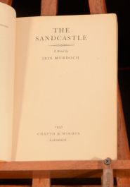 1957 The Sandcastle Iris Murdoch Scarce Uncorrected Proof Copy First Edition