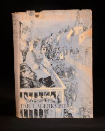 1955 The Marriage Feast Other Stories First Edition Dustwrapper Par Lagerkvist