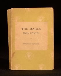 1966 Psychological Thriller The Magus John Fowles First Edition Scarce Proof