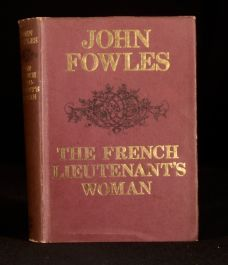 1969 The French Lieutenant's Woman John Fowles First Edition in Dustwrapper