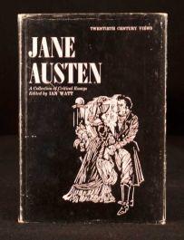 1963 Ian Watt Jane Austen Critical Essays inc C S Lewis & Kingsley Amis