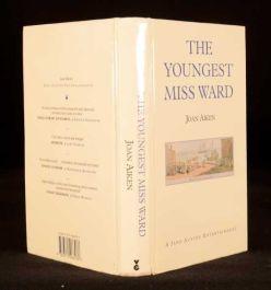 1998 Joan Aiken The Youngest Miss Ward Jane Austen Fan Fiction Novel Dustwrapper