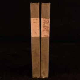 1836 2vol Letters Conversations and Recollections of S T Coleridge First Edition