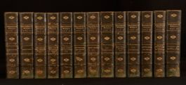 1902 13vols The Works of William Makepeace Thackeray Biographical Ediiton Illust