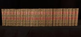 1869-86 23vols Works of William Makepeace Thackeray Illustrated Novels Satire