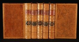 1831 5vols Samuel JOHNSON James BOSWELL Hebrides