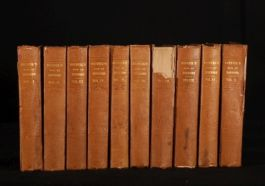 1835 10v Life of Samuel JOHNSON by James BOSWELL