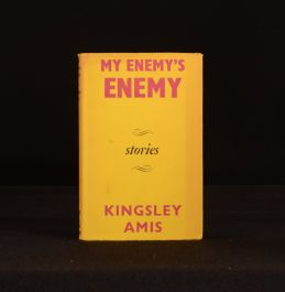 1962 Kingsley Amis My Enemy's Enemy First Edition Novel Victor Gollancz