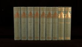 1927-1928 9Vols Richard Hakluyt's Principal Navigations Plates Uniform Binding