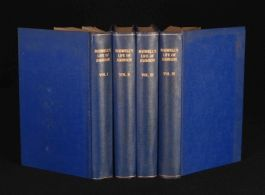 1811 4vols BOSWELL'S Life of JOHNSON Biography Letters