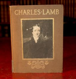c1910 CHARLES LAMB by SL Bensusan 1st + plates