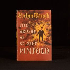 1957 The Ordeal of Gilbert Pinfold Evelyn Waugh Conversation Piece First Edition