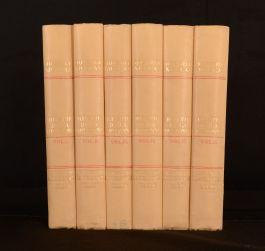 1930-31 6vol Monsieur Nicolas Restif Bretonne Mathers Limited Edition Illus