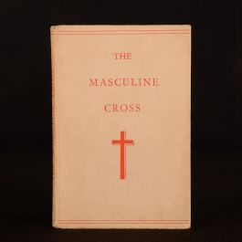 1880 The Masculine Cross Comparative Religion Very Scarce