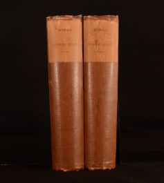 1880 2vol Romola George Eliot Frederick Leighton Illustrated Limited Edition